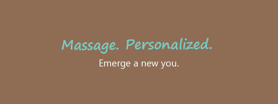 Personalized Massage